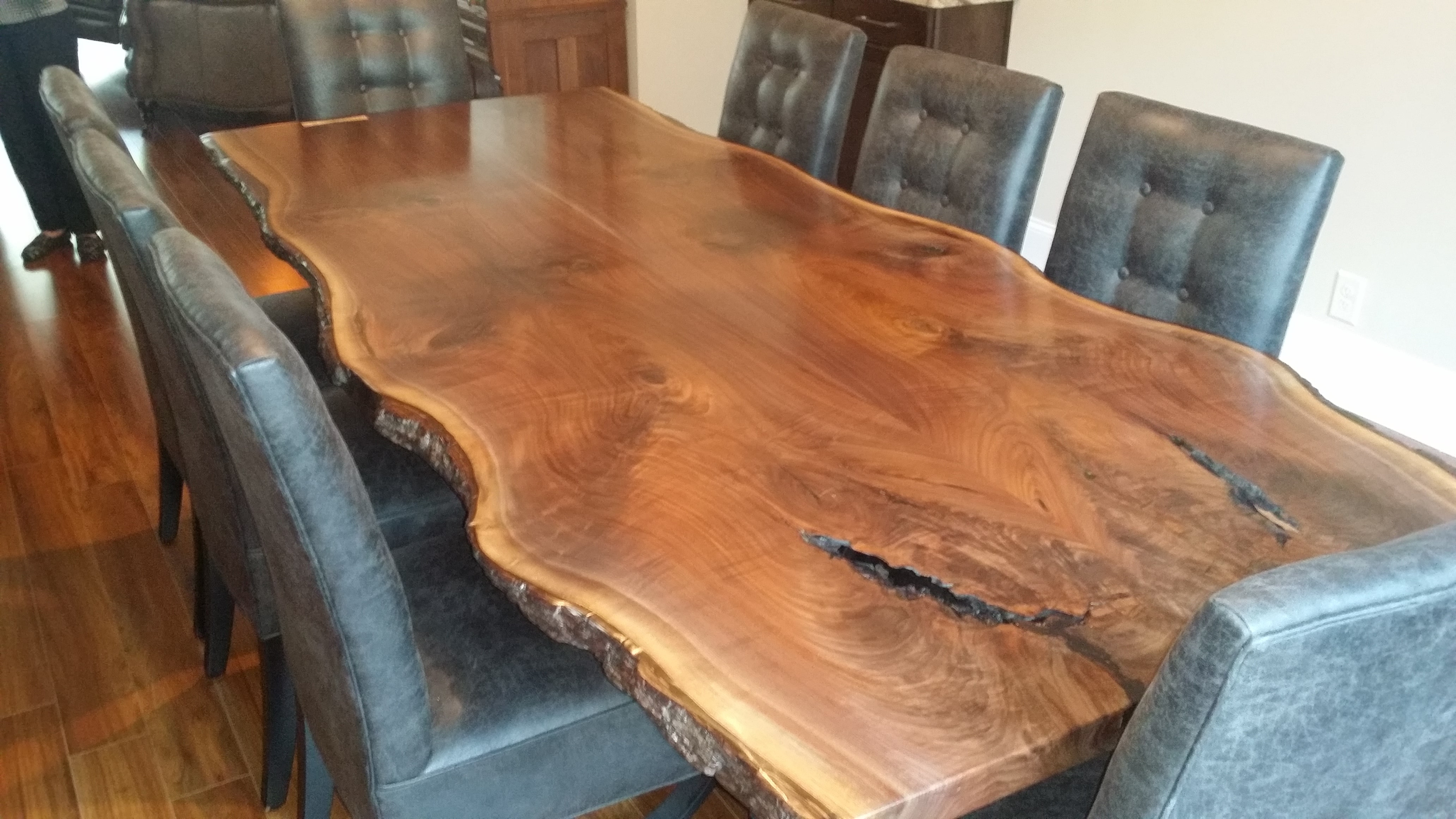 Contact Mumford Restoration for professional office furniture restoration and repair.