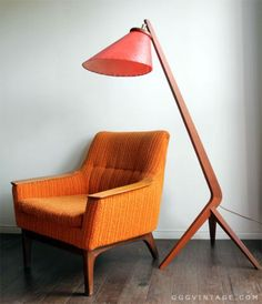 its really cool no other time in history has furniture design been so fresh the lines and shapes of the furniture between 1945 and 1975 was incredibly