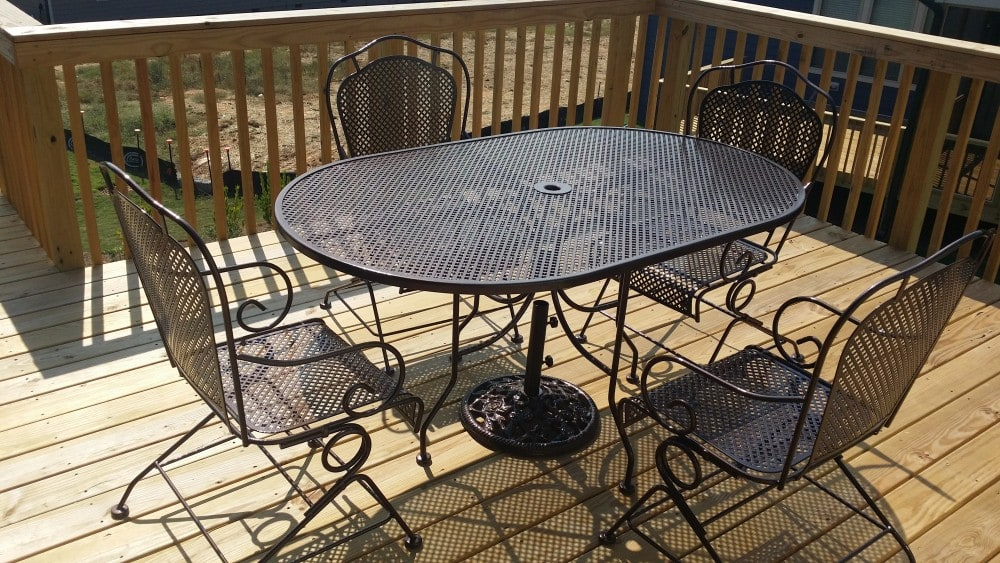 Invest In Your Favorite Outdoor, Patio Furniture Raleigh